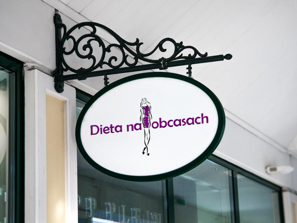 Logo Firmy Dieta na Obcasach