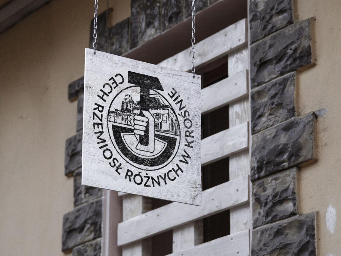 Logo Firmy Cech Rzemiosł Różnych w Krośnie